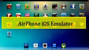airphone-ios-emulator