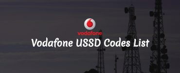 vodafone-ussd-codes-list