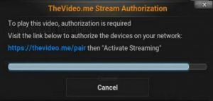 kodi-authorization-pair-error